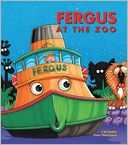 Fergus at the Zoo by J W Noble: NOOK Kids Read to Me Cover