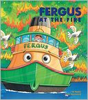 Fergus at the Fire by J W Noble: NOOK Kids Read to Me Cover