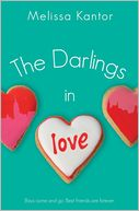 The Darlings in Love by Melissa Kantor: Book Cover
