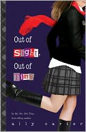 Out of Sight, Out of Time (Gallagher Girls Series #5) by Ally Carter: Book Cover