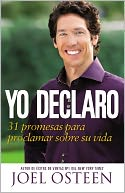 Yo declaro by Joel Osteen: Book Cover