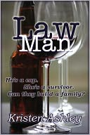 Law Man by Kristen Ashley: NOOK Book Cover