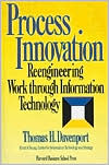 Process Innovation by Thomas H. Davenport: Book Cover
