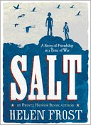 Salt by Helen Frost: NOOK Book Cover
