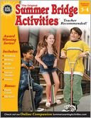 Summer Bridge Activities, Grades 3 - 4 by Summer Bridge Activities: Book Cover