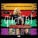 Quartet [Original Soundtrack] by Dario Marianelli: CD Cover