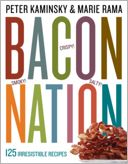 Bacon Nation by Peter Kaminsky: Book Cover