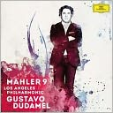 Mahler 9 by Gustavo Dudamel: CD Cover