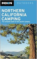 Moon Northern California Camping by Tom Stienstra: Book Cover