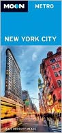 Moon Metro New York City by Avalon Travel: Book Cover