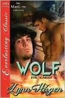 Wolf [The Exiled 2] (Siren Publishing Everlasting Classic ManLove) by Lynn Hagen: Book Cover