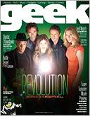 Geek by Source Interlink Media: NOOK Magazine Cover
