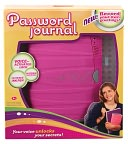 Password Journal 8 by Mattel: Product Image