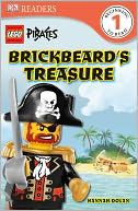 Brickbeard's Treasure (LEGO Pirates) by Hannah Dolan: NOOK Kids Read to Me Cover