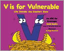 V Is for Vulnerable by Seth Godin: NOOK Book Enhanced Cover