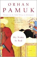 My Name Is Red by Orhan Pamuk: NOOK Book Cover