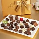 Godiva 36 Piece Gold Ballotin Assortment by Godiva: Product Image
