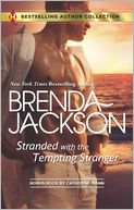 Stranded with the Tempting Stranger (Harlequin Bestselling Author Series) by Brenda Jackson: NOOK Book Cover