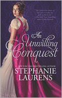 An Unwilling Conquest by Stephanie Laurens: Book Cover