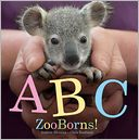 ABC ZooBorns! by Andrew Bleiman: Book Cover