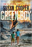 Green Boy by Susan Cooper: Book Cover