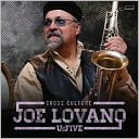 Cross Culture by Joe Lovano Us Five: CD Cover