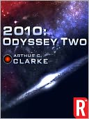 2010 by Arthur C. Clarke: NOOK Book Cover