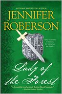Lady of the Forest by Jennifer Roberson: Book Cover