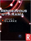 Rendezvous With Rama by Arthur C. Clarke: NOOK Book Cover