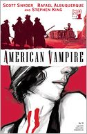 American Vampire #1 (NOOK Comics with Zoom View) by Scott Snyder: NOOK Book Cover