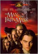 The Man in the Iron Mask with Leonardo DiCaprio