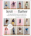 Knit to Flatter by Amy Herzog: Book Cover