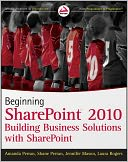 Beginning SharePoint 2010 by Amanda Perran: NOOK Book Cover