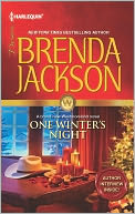 One Winter's Night (Harlequin Desire Series #2197) by Brenda Jackson: NOOK Book Cover
