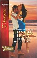 The Deeper the Passion... (Harlequin Desire Series #2202) by Jennifer Lewis: NOOK Book Cover