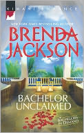 Bachelor Unclaimed (Harlequin Kimani Romance Series #317) by Brenda Jackson: NOOK Book Cover