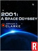 2001 by Arthur C. Clarke: NOOK Book Cover