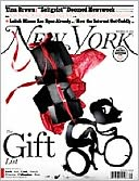 New York - One Year Subscription: Magazine Cover