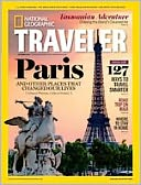 National Geographic Traveler - One Year Subscription: Magazine Cover