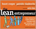 The Lean Entrepreneur by Brant Cooper: NOOK Book Cover