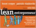 The Lean Entrepreneur by Brant Cooper: Book Cover