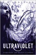 Ultraviolet by R. J. Anderson: Book Cover