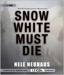 Snow White Must Die by Nele Neuhaus: CD Audiobook Cover