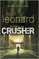 Crusher by Niall Leonard: Book Cover