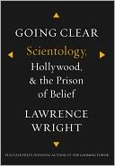 Going Clear by Lawrence Wright: Book Cover