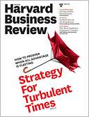 The Harvard Business Review by Harvard Business Publishing: NOOK Magazine Cover