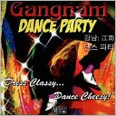 Gangnam Dance Party: CD Cover