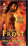 Twice Tempted (Night Prince Series #2) by Jeaniene Frost: Book Cover
