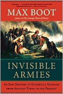 Invisible Armies by Max Boot: NOOK Book Cover