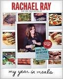 My Year in Meals (PagePerfect NOOK Book) by Rachael Ray: NOOK Book Cover